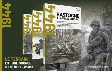 1944 | Le numéro 1 : Bastogne, à la veille du choc