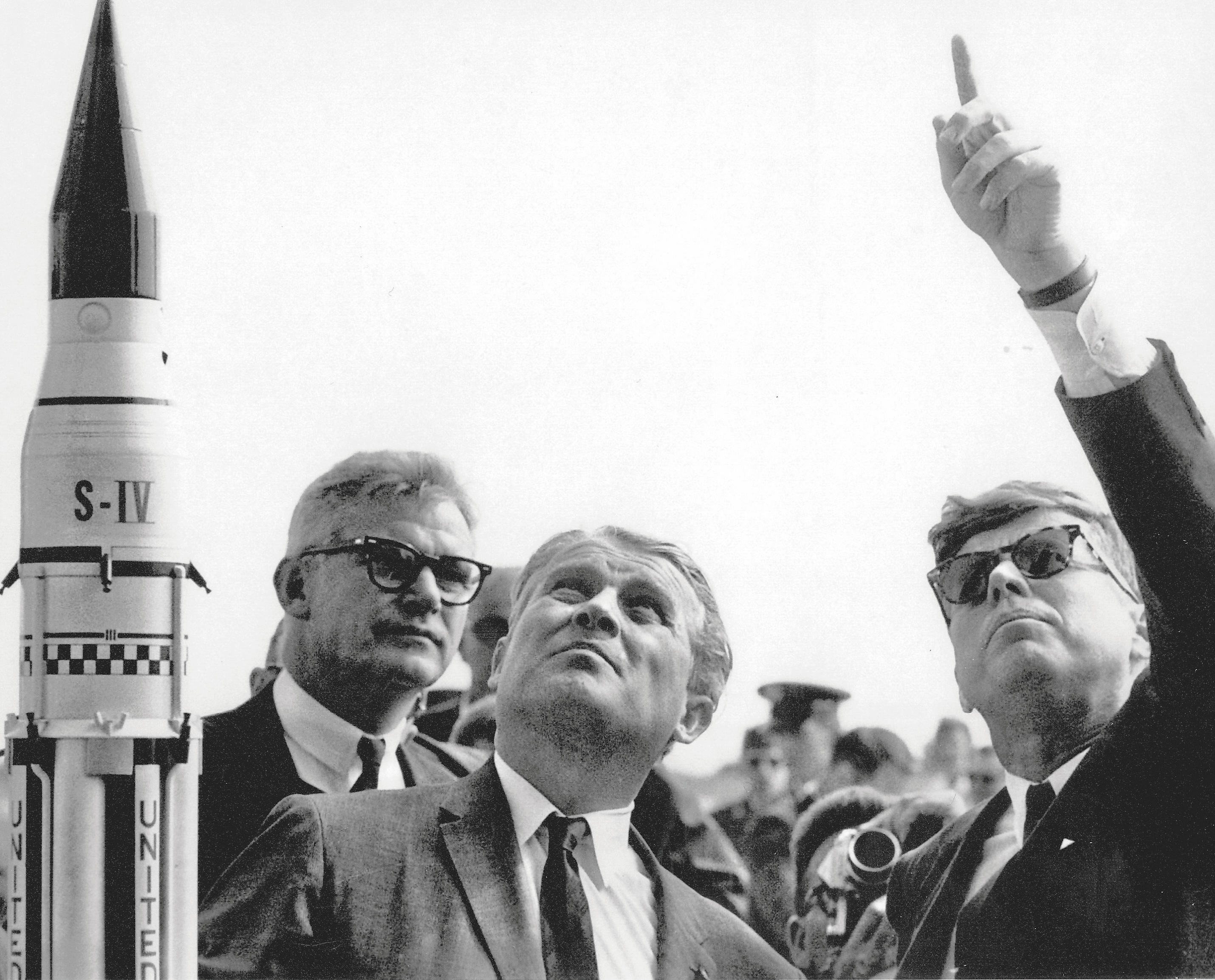Comment les nazis ont rendu possible Apollo 11 – L'Echo